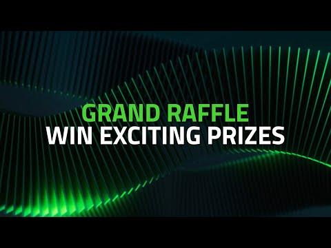 RazerCon 2021   Grand Raffle