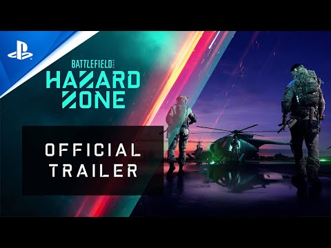 Battlefield 2042 - Hazard Zone Official Trailer | PS5, PS4