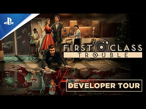 First Class Trouble – A survival guide to an AI uprising