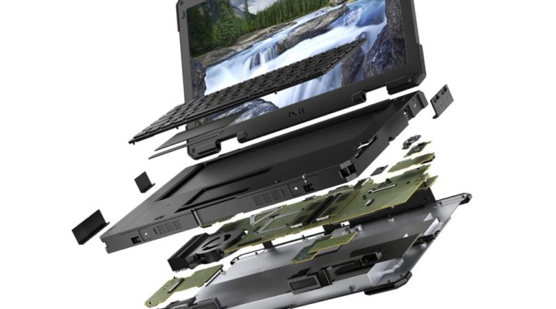 New Dell Latitude Rugged laptops made to handle extreme jobs